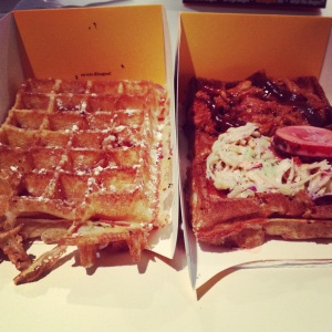 Wafels & dinges (Copyright Quyn Do, 2012)