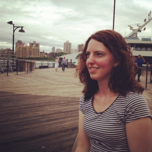 At the South Street Seaport