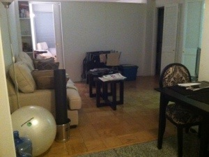 Spacious UES living room