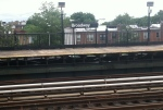 I get a thrill visiting boroughs where trains run above ground.