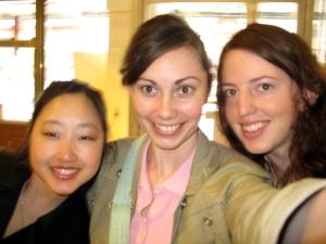 Ladies trip to San Fran with Courtney & Nicole