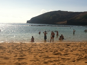 Hanauma Bay, you complete me.