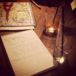 Writing, Hemingway-style.